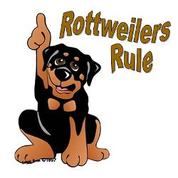 rottweilers_rule_greeting_cards_pk_of_10